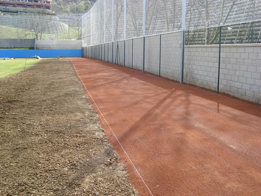 construccion y reparacion campos de beisbol y softbol