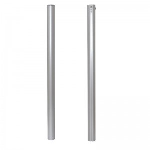 postes padel aluminio