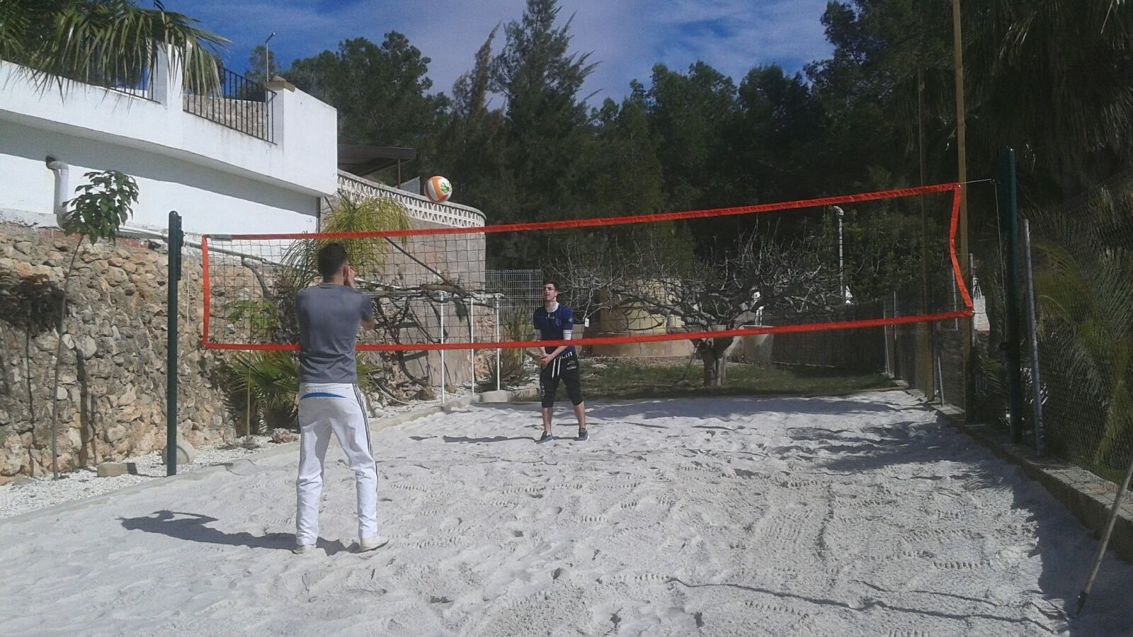 pista-voley-playa-postes-red